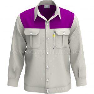 Tự thiết kế áo bảo hộ lao động Nasco