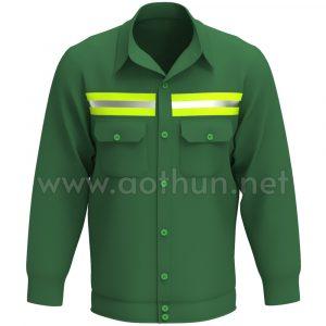 Tự thiết kế áo bảo hộ lao động mẫu Unicons
